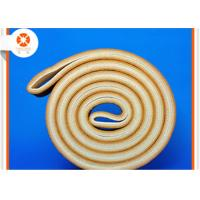 China High Temperature Heat Resistant Conveyor Belt PBO With Brown on sale
