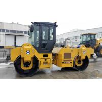 China 74.9kw Road Maintenance Machinery , Road Compactor Double Drum Vibratory Roller Xd82 wholesale