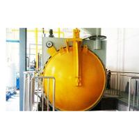 China 1.95X4M Composite Curing Carbon Fiber Autoclave In Different Standard wholesale