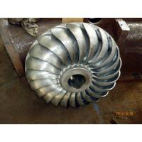 China High Head 130KW Horizontal Turgo Turbine With High Velocity Jet for Power Station wholesale