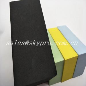 Quality Eco - Friendly Colorful EVA Foam Sheet Foam Toy Building Blocks For Children for sale
