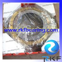 China Single Row Brass Cage Cylindrical Roller Bearing N318E FAG Bearing Distributor wholesale