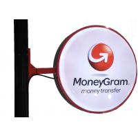 Buy cheap Round MoneyGram Service Banking & Financial Institution Signs D50cm from wholesalers