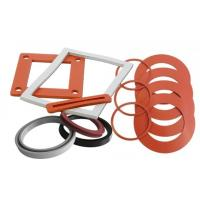 China Personalized Shaped Custom Silicone Seals Oil Resistance For Microwave Oven wholesale