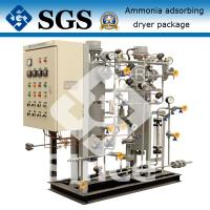 China Liquid Ammonia Regenerative Desiccant Dryers / Adsorbing Desiccant Dryers wholesale