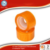 China Durable Viscosity BOPP Packaging Tape Smooth No Discoloration wholesale