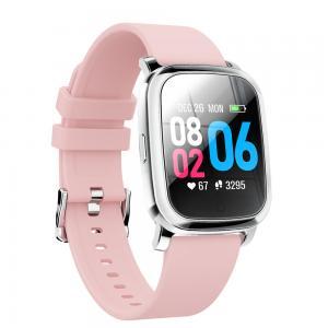 China IP68 Zinc Alloy 240x240 Ble 5.0 Female Smart Watch wholesale