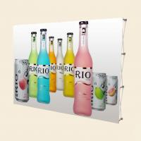 China 10 Feet  Width Stand Up Banners For Trade Shows Aluminum Plastic Material wholesale