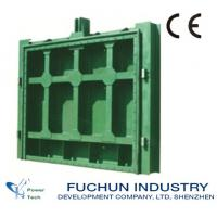 Buy cheap Manual Steel Gate Cast Steel Water Gate Sluice Date Sluice Door Copper Rubber from wholesalers