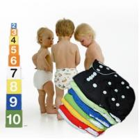 China Baby Products Bamboo Fabric Cloth Diapers wholesale