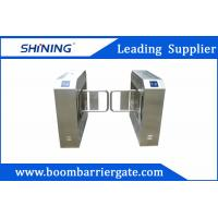 China Tolling Control Half Height Pedestrian Security Gates With 300-600mm Swing Arm wholesale