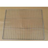 Buy cheap Welded Type Wire Basket Cable Tray For Put Something , 10-15mm Hole Size from wholesalers