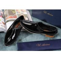 China Brand new u-choice women flats pumps sandals pumps genuine leather aaa quality wholesale