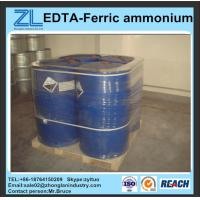 China reddish brown China EDTA-Ferric ammonium wholesale