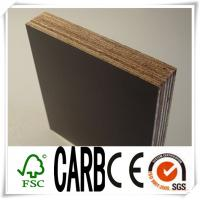 China 9-21mm Good Quality Black Film Faced Shuttering Plywood wholesale
