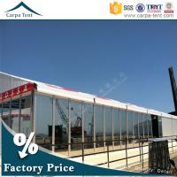 Quality A Frame Large Canopy Glass Wall Tents With Aluminum For Wedding And Church for sale