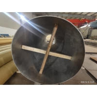 China Seamless 630mm Duplex 2507 Stainless Steel Seamless Pipe on sale