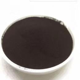 China Dark Brown Powder EDDHA Fe 6% Organic Chelated Water Soluble Iron Fertilizer O-O 4.8 wholesale
