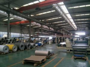 China 4mm PE PVDF High Gloss Aluminum Composite Panel UV Proof wholesale
