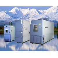 China Environmental Climatic Test Chamber Temperature / Humidity / Salt Spray Test Chamber wholesale