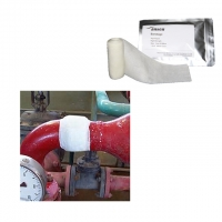 Quality fast seal tape for pipe leak Corroded pipeline repair bandage for sale