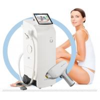 China Vertical 808 Laser Hair Removal Device , Laser Hair Removal For Light Hair on sale