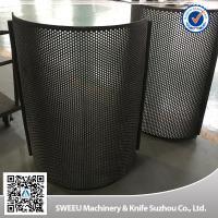 China High Quality China Granulator Screens for Plastics for sale