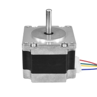 China Body Length 46MM 0.45NM 57 Stepper Motor Two Phase Four Wire wholesale