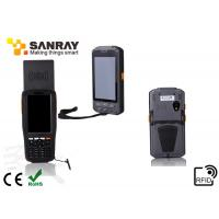 Buy cheap High end 840MHz To 960MHz Passive Uhf Rfid Reader Handheld waterproof from wholesalers