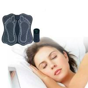China Ems Shiatsu Foot Massager / Foot Circulation Machine Foldable One Button Control wholesale