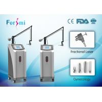 China CE approved wrinkle removal skin tightening co2 fractional laser beauty machine wholesale