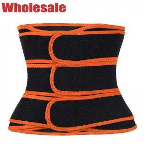 China Tummy Girdle Belt Body Shaper Tight 3 Belts Waist Trainer For Saggy Stomach wholesale
