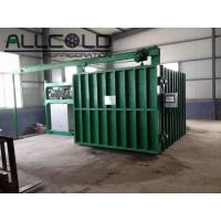China Cauliflower / Asparagus / Mushroom Vacuum Chiller , Pre Cooling Chamber wholesale