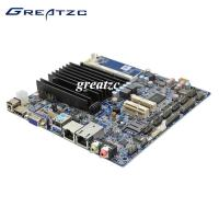China Noiseless Dual LAN Motherboard With WIFI , INTEL Bay Trail MotherboardFanless wholesale