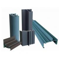 China Powder Painted Profile Aluminum Extrusions 6063-T5 / 6060-T5 For Construction wholesale