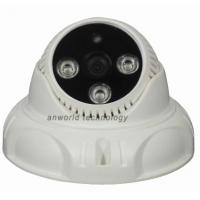 China Effio Sony HD CCD 960H 700TVL Color ARRAY LED IR Indoor Outdoor CCTV MINI PLASTIC Dome Security Camera wholesale