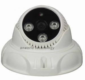 China Free Shipping DAHUA Solution 1Megapixel 15m IR distance 3.6/6mm lens 720P HD-CVI array plastic Dome Camera wholesale