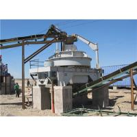 China 380V 50HZ Sand Crusher Machine 45Mm Max. Feeding  25-55 Tons Per Hour Capacity wholesale