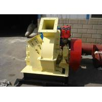 China Automatic Industrial Wood Chipper Machine With Low Noise 22kw 550kg wholesale