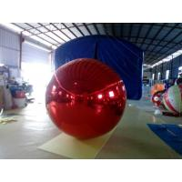 Inflatable mirror ball pvc clear mirror calls for promotion on sale