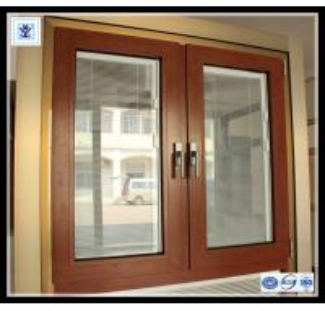 Quality Aluminium Sliding Window Aluminium Window Extrusions With Mosquito Screen / Vertical Aluminum Louvers for sale