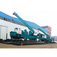 China 1200 Ton Hydraulic Press In Pile Driver For Pile Foundation , Pile Driving Equipment wholesale
