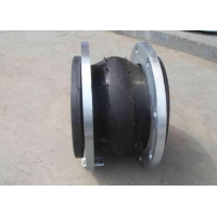 China PTFE Single Ball DN40 PN16 Flexible Rubber Joint Flange on sale