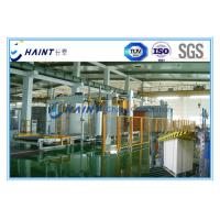 China Chaint Pallet Wrapping Machine Electric Driven With PLC Based Control System wholesale