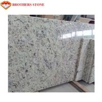 China Luxury Kashmir White Granite Countertops Customized Size Corrosion Resistant Design wholesale