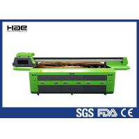 China HAE-2513 Large Format Digital UV Flatbed Printing Machine For Glass Door / Ceramic Tile wholesale