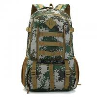China Army Green Hunting Military Tactical Day Pack Waterproof 50L For Outdoor Travel wholesale