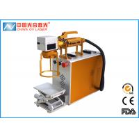 China Handheld Laser Marking Engraving Machine for Gold Silver Jewelry wholesale