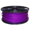 Buy cheap 3D printer filament PLA 1.75mm 1kg Violet from wholesalers