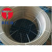 China Astm A269 Capillary Stainless Steel Tube Coil For Electric Appliance Industries wholesale